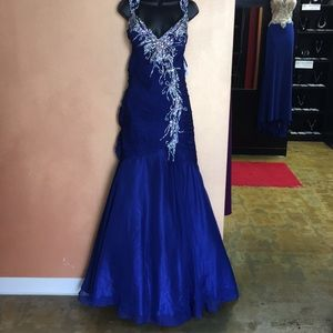 Plus Size Prom Dress by Mac Duggal